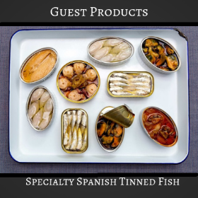 Guest Products : Specialty Spanish Tinned Fish