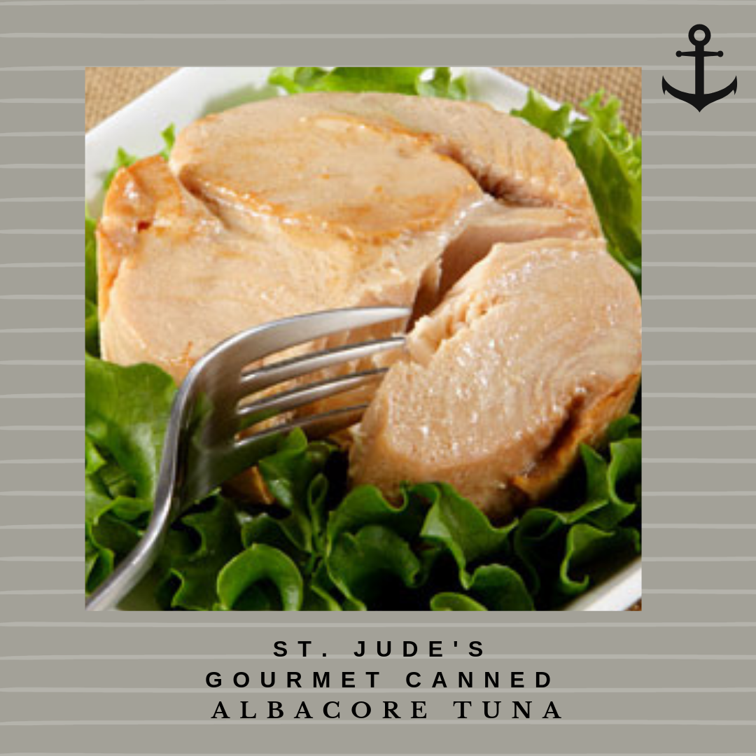 St. Jude's Canned Albacore